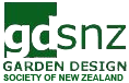 Garden Design Society of New Zealand Logo