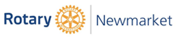 Rotary Club of Newmarket Logo